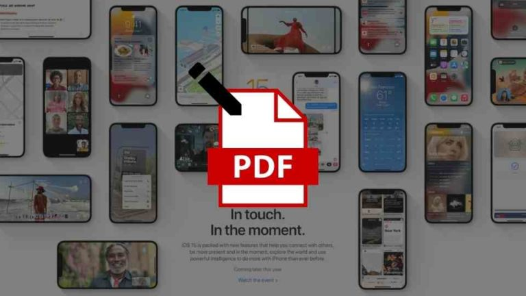 How to edit PDFs with iPhone and iPad (5 easy steps)