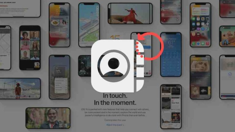 How to setup Account Recovery Contacts on iPhone